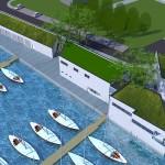 W Iławie powstaje port
