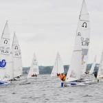 Na Niegocinie rozgrywane są Akademickie Mistrzostwa Polski w żeglarstwie