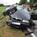 Tragiczny wypadek. Nie żyją 2 osoby