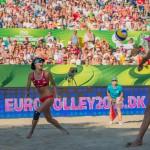 MŚ w siatkówce plażowej w Starych Jabłonkach – Chinki ze złotymi medalami