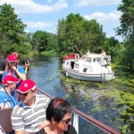 Utrudnienia w żeglowaniu po Kanale Elbląskim