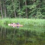 Mazurski Park Krajobrazowy wprowadził ograniczenia na Krutyni
