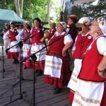 XXIX Wojewódzki Przegląd Kapel i Zespołów Śpiewaczych w Jezioranach – część 5