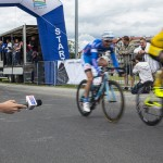 Artur Detko wygrał IV wyścig i Puchar Prezydenta Olsztyna
