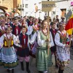 """18 Międzynarodowe Olsztyńskie Dni Folkloru """"Warmia"""""""