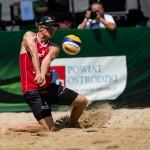 MŚ w siatkówce plażowej w Starych Jabłonkach – 3. kolejka fazy grupowej turnieju mężczyzn
