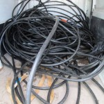 Kradli przewody telekomunikacyjne