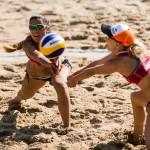 MŚ w siatkówce plażowej w Starych Jabłonkach – 1/16 finału turnieju kobiet
