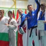 Elbląscy karatecy z medalami ME