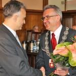 Janusz Nowak przewodniczącym
