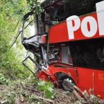 Prokuratura bada wypadek Polskiego Busa
