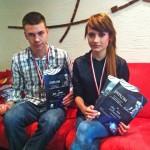 Młodzi fryzjerzy z Olsztyna podbijają Polskę