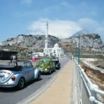 Rajd Pamięci dojechał do Gibraltaru