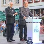 Kaczyński wspiera Wilka