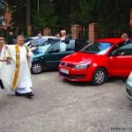 Werbiści modlili się za kierowców