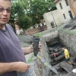 Archeolodzy chcą przebadać pozostałości po zamku