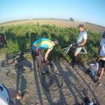 Orneccy cykliści zaniepokojeni zmianą ścieżki rowerowej