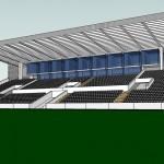 Nie chcą rezygnacji z budowy stadionu
