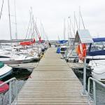 Coraz więcej jachtów i łodzi na Wielkich Jeziorach Mazurskich