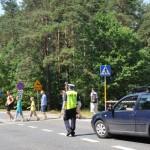 Więcej kontroli na przejściach w całej Polsce. Policja prowadzi akcję NURD
