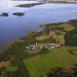 Plaga gryzoni na 3 wyspach jeziora Śniardwy