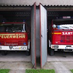 W prezencie dostali wóz strażacki