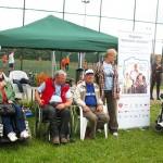 Niepełnosprawni sportowcy przemierzają Polskę