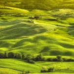 Obejrzyj Toskanię na zdjęciach Łukasza Szwaja
