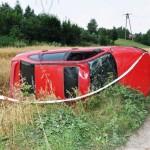 Tragiczny wypadek w Iłowie
