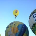 Po pięknych balonach pozostał niesmak