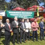 Działkowcy świętowali w Ełku