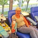 W Szczytnie muszkieterowie zbierają krew