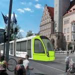 Przetarg na projekt i budowę zajezdni tramwajowej