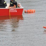 W jeziorze Gawlik Wielki utonął mężczyzna