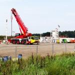Ropa naftowa w okolicach Braniewa?