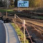 Olsztyn przejmuje place budowy od FCC