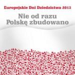 Podsumowanie Europejskich Dni Dziedzictwa