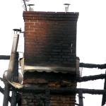 Podczas mrozów coraz częściej dochodzi do pożarów sadzy w kominach