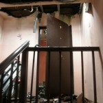 Pożar w Godkach. Rodzina straciła dom