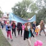 Ulicami Iławy przeszedł 7. Marsz Życia i Nadziei