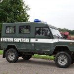 Saperzy zdetonowali pocisk przy drodze krajowej nr 22