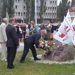 Olsztyńska Solidarność upamiętniła podpisanie porozumień sierpniowych