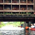 Spływy kajakowe historycznym Kanałem Mazurskim