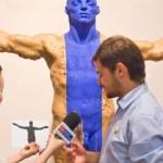 Rzeźby Grzegorza Gwiazdy w Olsztynie