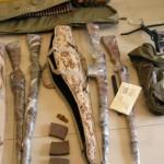 Zlikwidowali domowy arsenał broni