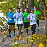 Europejskie bieganie w Olsztynie