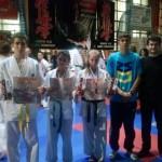 Dobry sprawdzian karateków kyokushin przed ME juniorów