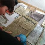 Znaleziona w Elblągu kapsuła czasu z 1937r. to prawdziwy skarb