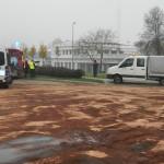 Jedna kolizja sparaliżowała poranny ruch w Olsztynie