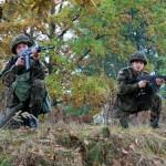Coraz więcej chętnych zgłasza się na ćwiczenia wojskowe